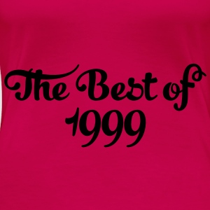 Geburtstag - Birthday - the best of 1999 (fr) Débardeurs - T-shirt Premium Femme