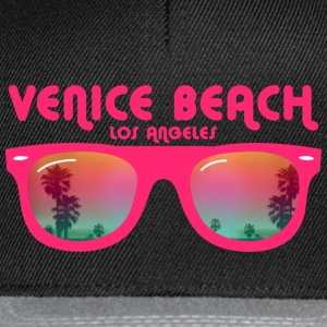 Venice Beach Los Angeles Tops - Snapback Cap
