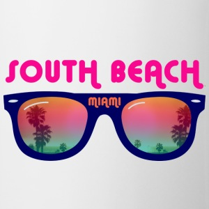 South Beach Miami Tops - Mug
