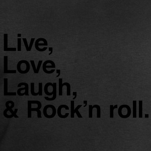 live love laugh and rock and roll Débardeurs - Sweat-shirt Homme Stanley & Stella