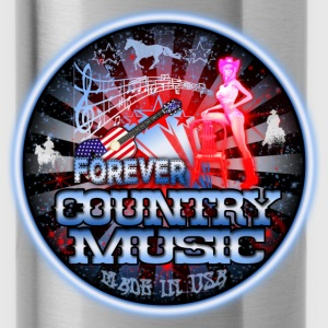 forever country music Débardeurs - Gourde
