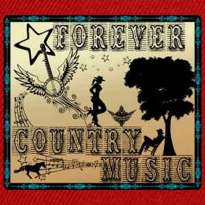 forever country music Tops - Snapback Cap