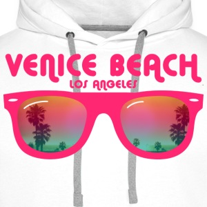 Venice Beach Los Angeles Topper - Premium hettegenser for menn