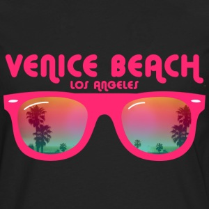 Venice Beach Los Angeles Topper - Premium langermet T-skjorte for menn