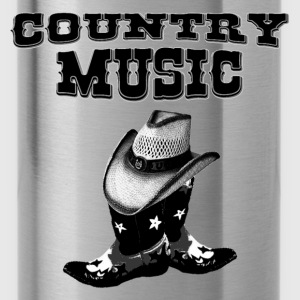 country music Tops - Water Bottle