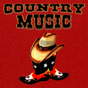 country music Tops - Snapback Cap