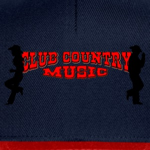 club country music Toppe - Snapback Cap