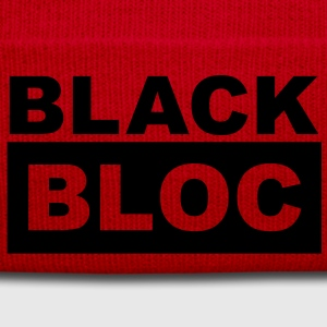 black bloc - occupy T-shirts - Vintermössa