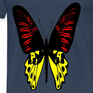 papillon Tops - Men's Premium T-Shirt