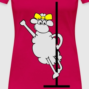poleschaf Tops - Frauen Premium T-Shirt