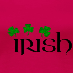 irish Tops - Women's Premium T-Shirt