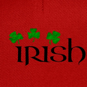 irish Tops - Snapback Cap
