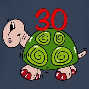 Turtle thirtieth birthday - 30 Tops - Men's Premium T-Shirt