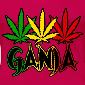 ganja Tops - Women's Premium T-Shirt