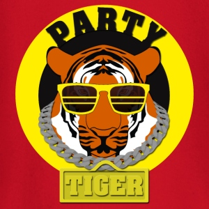 Party Tiger T-shirts - Langærmet babyshirt