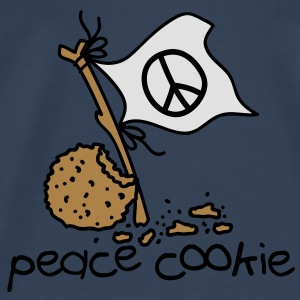 Peace cookie Tops - Men's Premium T-Shirt