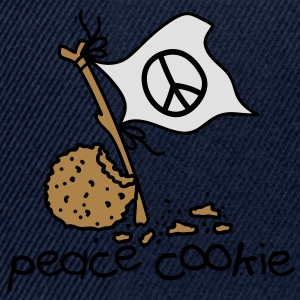 Peace cookie Tops - Snapback Cap