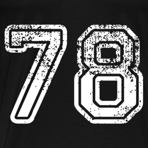 78 Tops - Men's Premium T-Shirt