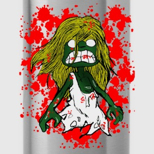 zombie Tee shirts - Gourde