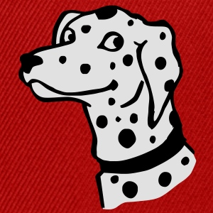 Dalmatien Tee shirts - Casquette snapback
