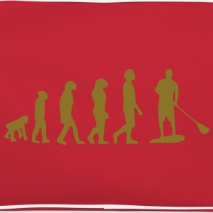 Evolution Sup, debout pour les enfants, surf, surf SUPEN, Stand up paddle surf T-shirts - Sac Retro