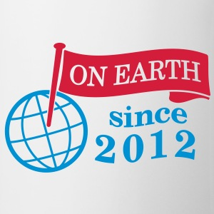 flag on earth since 2012  2c (pl) Topy - Kubek
