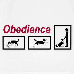 Obedience  Tops - Mannen Premium T-shirt