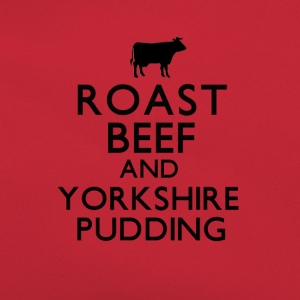 Roast Beef and Yorkshire Pudding T-Shirt - Retro Bag
