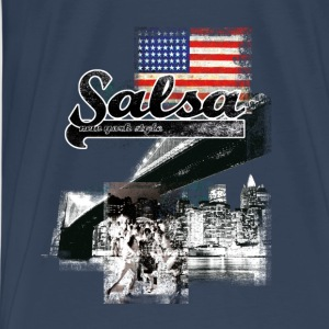 salsa your live  - T-shirt Premium Homme