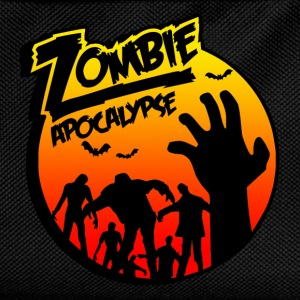 Zombie Apocalypse T-Shirts - Kids' Backpack