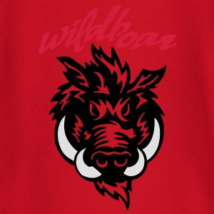 wildboar__face_on_light T-Shirts - Baby Long Sleeve T-Shirt