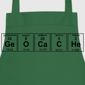 Geocache Periodic Elements T-Shirts - Cooking Apron
