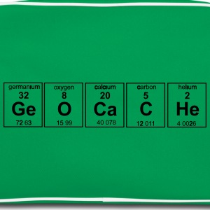 Geocache Periodic Elements T-Shirts - Retro Bag