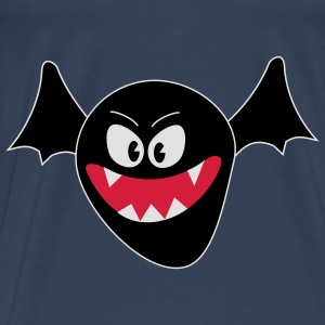 halloween bat Tops - Männer Premium T-Shirt