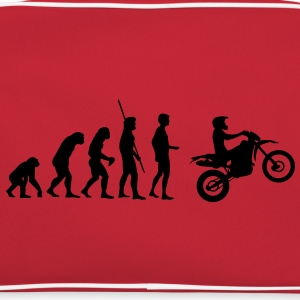 evolutie Enduro T-shirts - Retro-tas