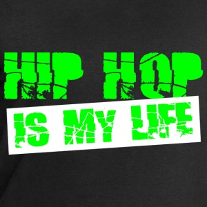 hip hop is my life Topper - Sweatshirts for menn fra Stanley & Stella