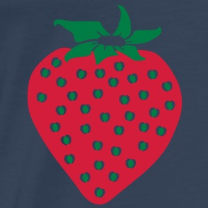 Strawberry  Tops - Men's Premium T-Shirt