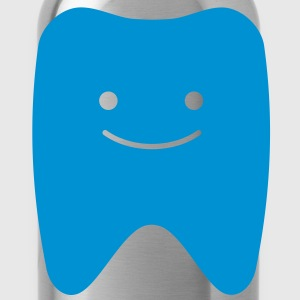 Smiling Tooth T-Shirts - Water Bottle