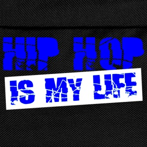 hip hop is my life Topper - Ryggsekk for barn