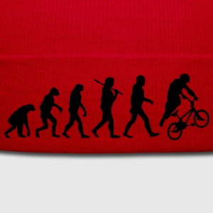 evolution of bmx Tee shirts - Bonnet d'hiver