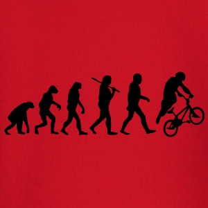 evolution of bmx T-Shirts - Baby Long Sleeve T-Shirt