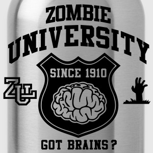 Zombie University Tops - Drinkfles