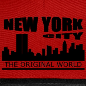 new york city Tops - Snapback Cap