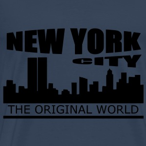 new york city Tops - Männer Premium T-Shirt