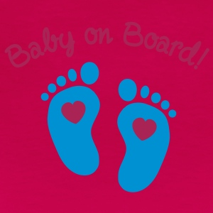 baby on board Tops - Women's Premium T-Shirt