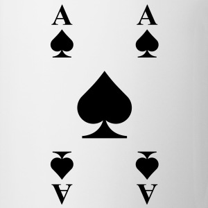 Ace of spades  Tops - Mug