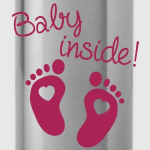 Baby Inside Tops - Trinkflasche