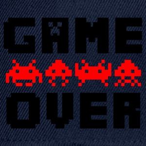 game over Top - Snapback Cap