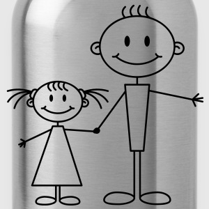 little_sister T-Shirts - Water Bottle
