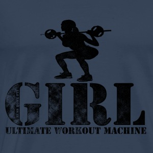 Ultimate Workout Machine - Men's Premium T-Shirt